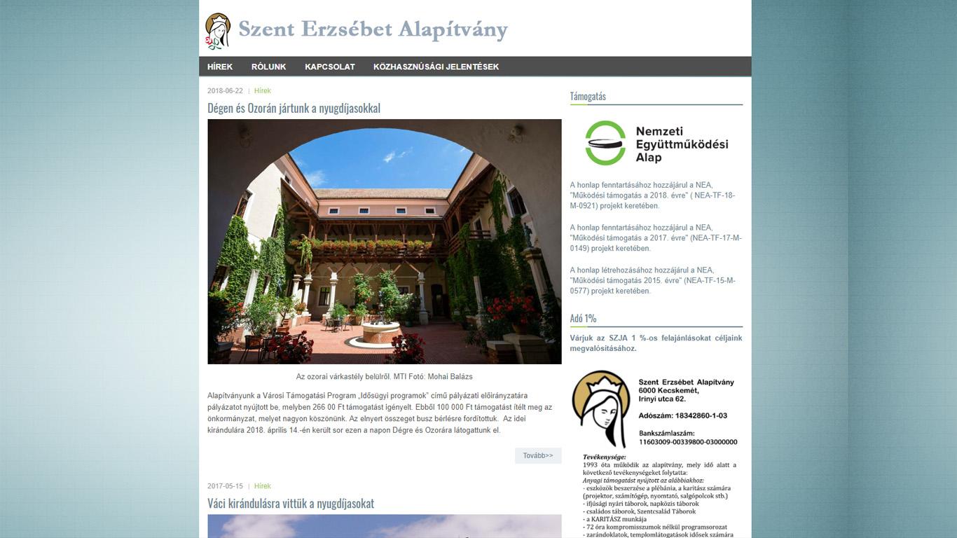 Szent Erzsébet Alapítvány